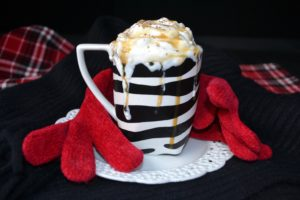 Snow Tailgate 034- Mocha Mug