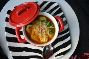 Snow Tailgate 063-Tortellini Soup